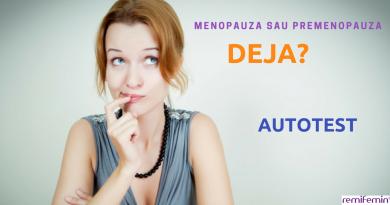 menopauza premenopauza