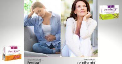 de la pubertate la menopauza